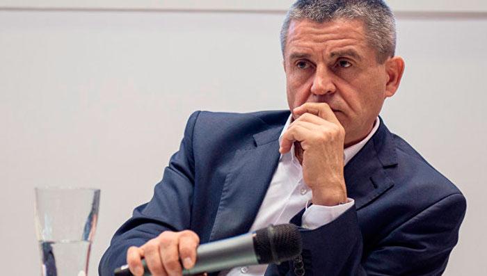Официальный представитель СК Маркин подал в отставку