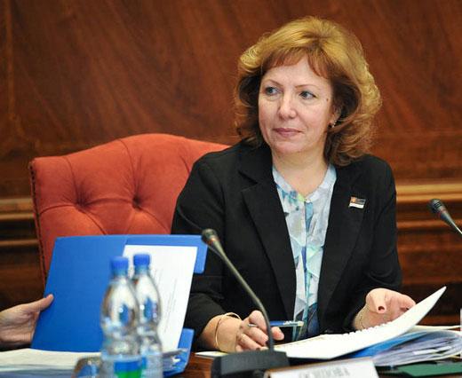 Надежда Дорофеева вошла в Комиссию Совета законодателей России по образованию и