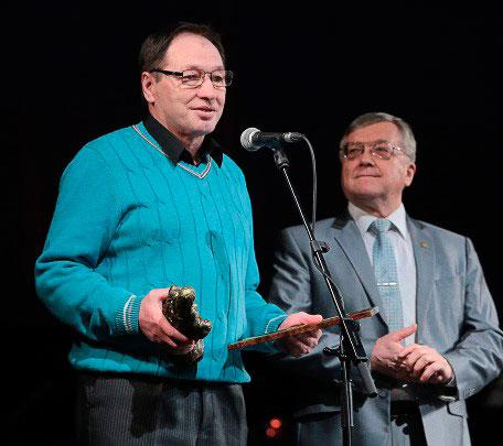 Михаил Липин стал народным артистом Республики Коми
