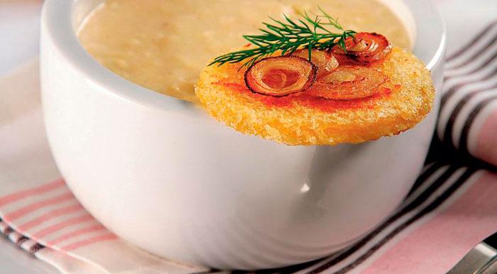 Сырный крем суп пошаговый с фото