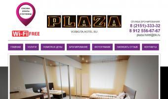 Гостиница «Плаза», РК, г. Воркута