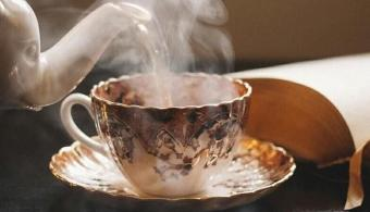 День горячего чая